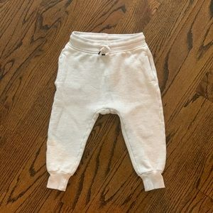 Zara Boys sweatpants Sz 5
